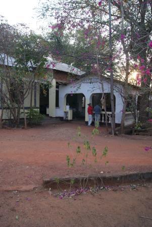 """Sitalike Village, Tanzania: Dining """"hall"""""""