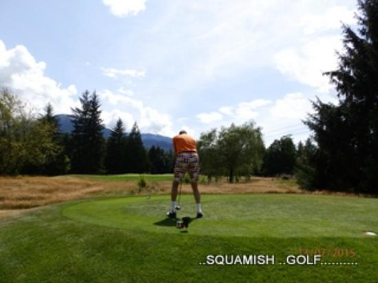 Squamish ladies amateur
