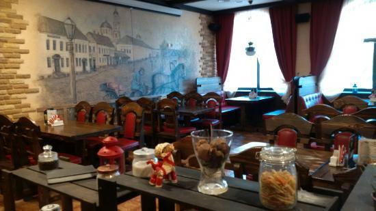 ресторан старый город фото калуга