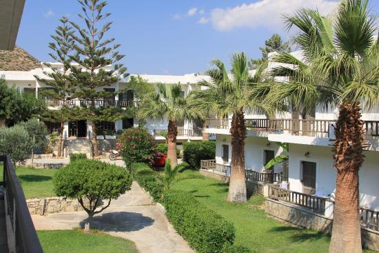 Matala Valley Village Hotel : Ośrodek