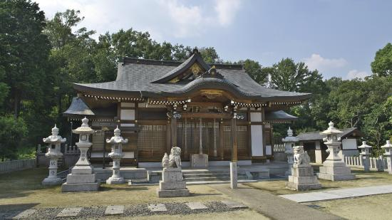 Tsugeno Shrine