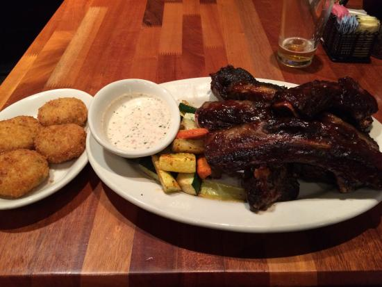 Claim Jumper Restaurants Beef Ribs Half Rack