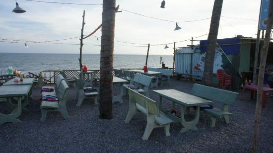 Quan Bo Ke: Место поглощения мор.продуктов