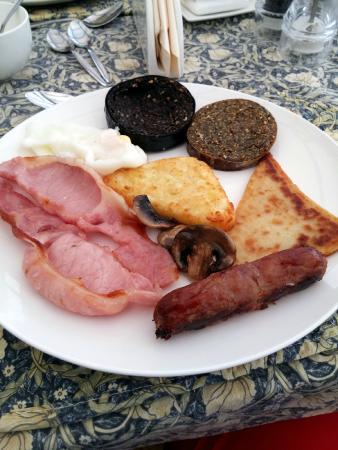 Leanach Farm : Breakfast