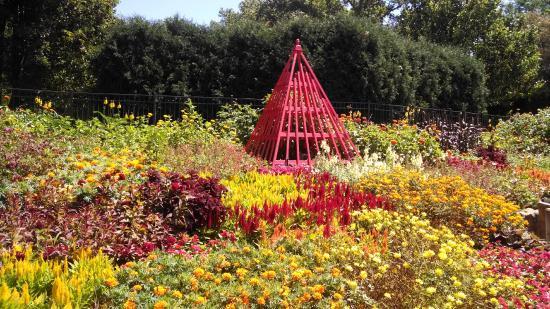 Charmant Rotary Botanical Gardens: Entrance To Gardens