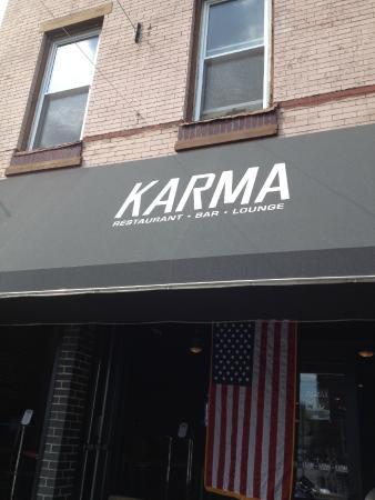 Entrance Picture Of Karma Restaurant Bar Lounge Nyack