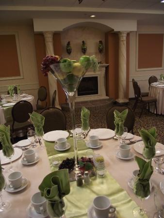 Monte Carlo barrie hotel banquets,weddings