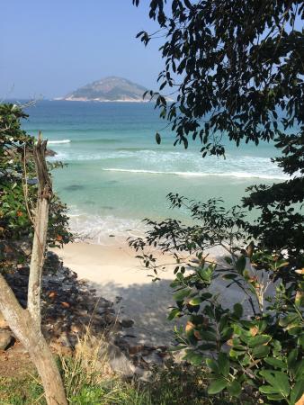 Prainha Beach: Sublime plage niché dans une réserve naturelle et protégée