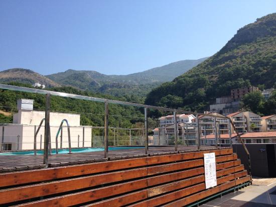 Hotel HEC Residence: Rooftop pool