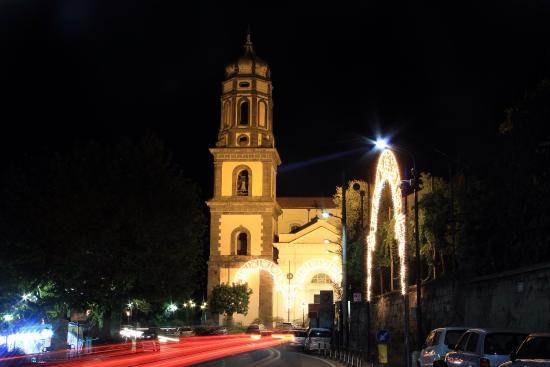 Meta, Italia: Basilica