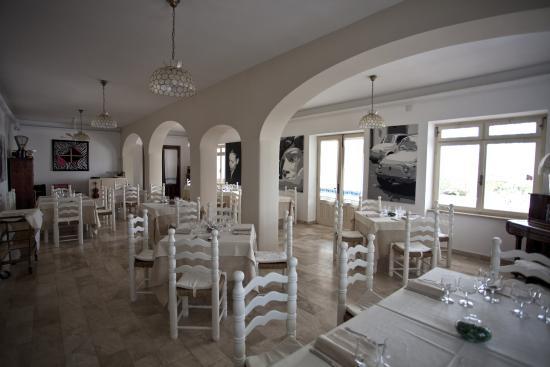 Sandalyon: sala ristorante