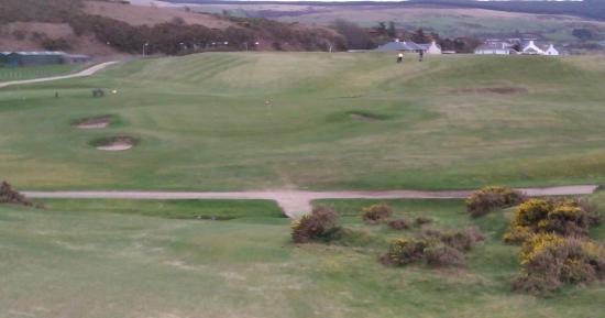 Arran Driving Range: Shiskine Golf Club