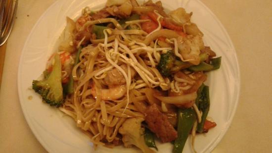 Restaurant Nem : Nouilles molles : un délice