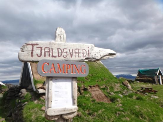 Camping Grettislaug