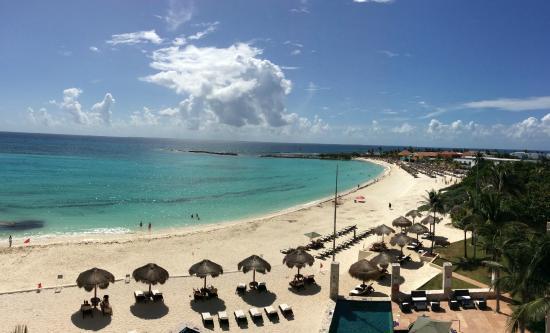 The Westin Resort Spa Cancun Royal Beach Club Balcony View