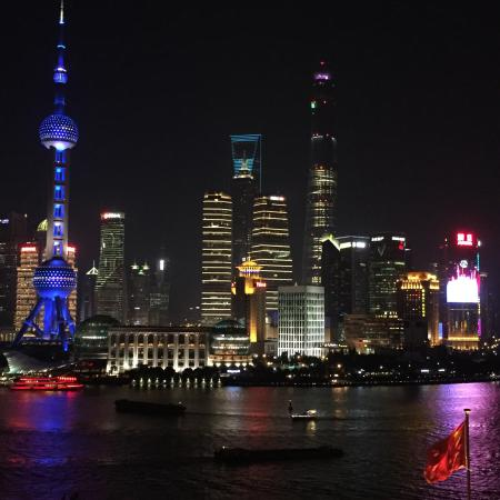 A must if in Shanghai. Great views!