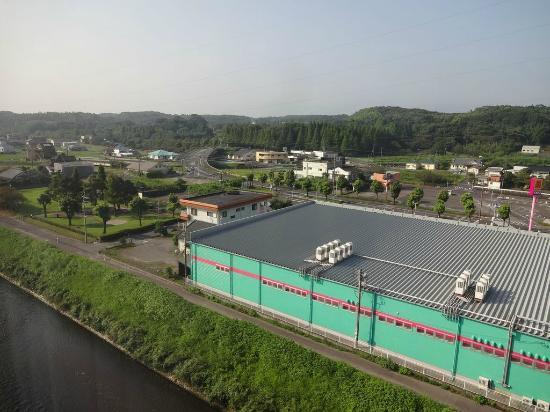 Hotel Okura: 部屋からの眺望。緑いっぱいでとても気持ちがよかったです。