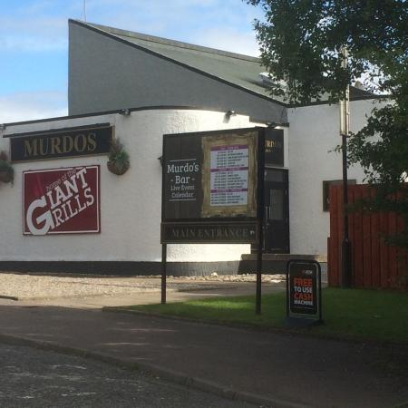 Murdos Bar Aberdeen