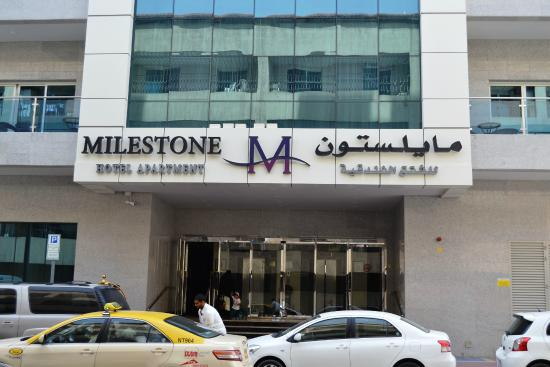 Milestone hotel apartments dubai united arab emirates for Tripadvisor dubai hotels