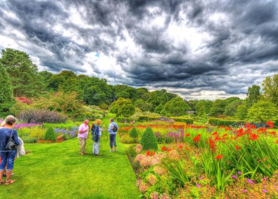Just Wonderful Picture Of Rhs Garden Harlow Carr Harrogate Tripadvisor