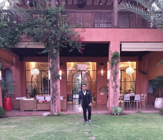 Villa Jardin Nomade: My stylist