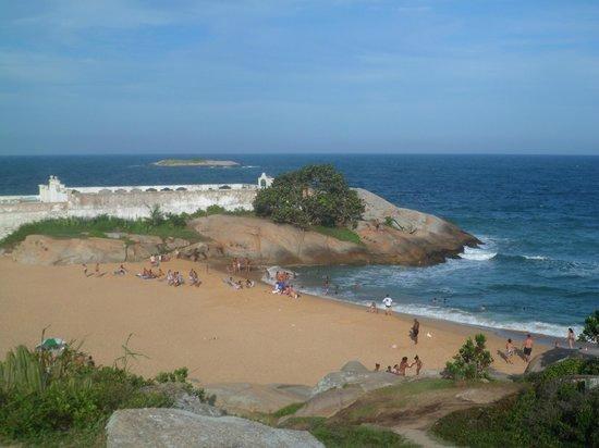 Casimiro de Abreu, RJ: Praia Prainha - Foto tirada por Alcides Roberto M