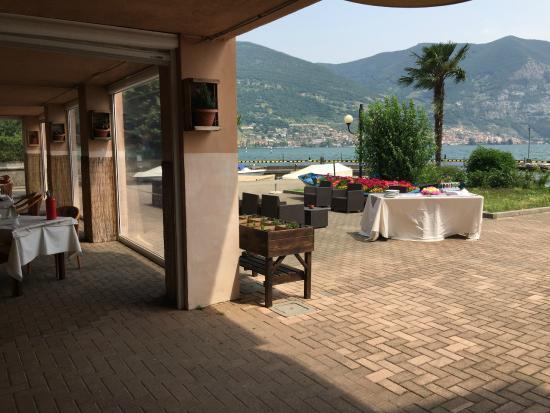 esterno - Foto di Ristorante Osteria Pane Al Sale, Clusane sul ...