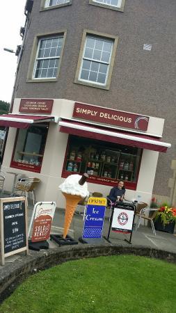 Simply Delicious Ice Cream Shop