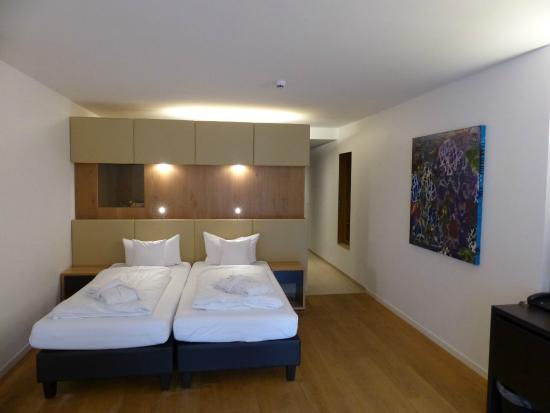 m3Hotel: chambre