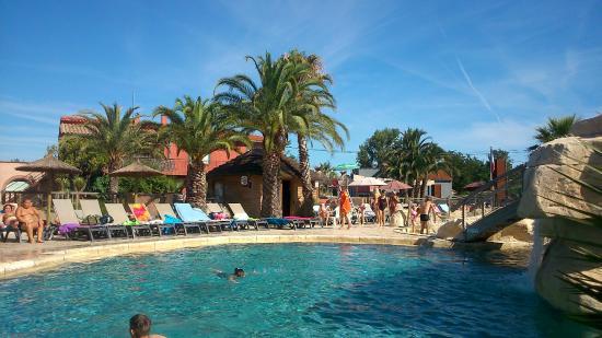La piscine picture of camping la sardane argeles sur for Camping berck sur mer avec piscine