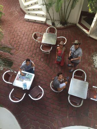 Hotel Boutique el Zaguan: Jardin