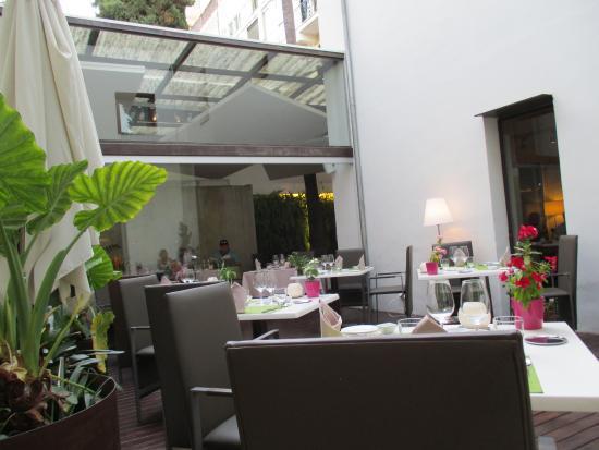 restaurante Marc Fosh mallorca