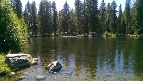 Thousand Trails: Ponds are off limits