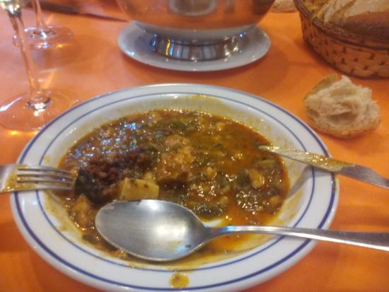 La Jontana: El cocido