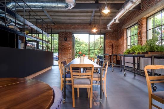 Warsztat - Food & Garden Restaurant
