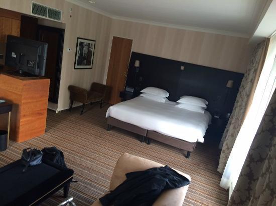 Hilton Amsterdam: Junior Suite