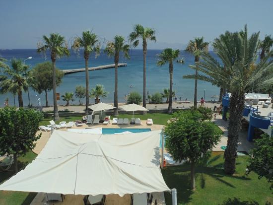 Hotel Mare: Otelin ön odalarının manzarası