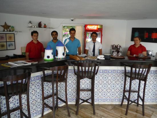 Hotel Mare: Otel barı