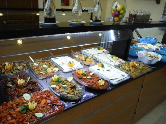 Hotel Mare: Yemekler muhteşemdi