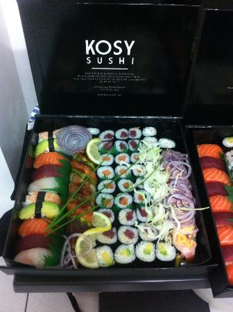 kosy sushi sanary sur mer restaurant avis num ro de t l phone photos tripadvisor. Black Bedroom Furniture Sets. Home Design Ideas