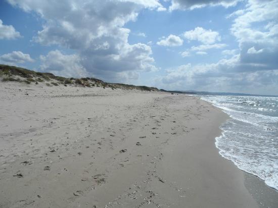 Marina di Sorso, Italia: Spiaggia
