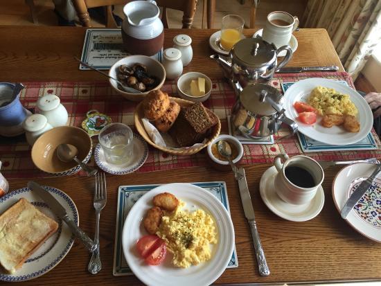 Island Heights Bed & Breakfast: Weltklasse Frühstück ⭐️⭐️⭐️⭐️⭐️