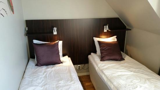 Hotell Fyrislund : Room 312