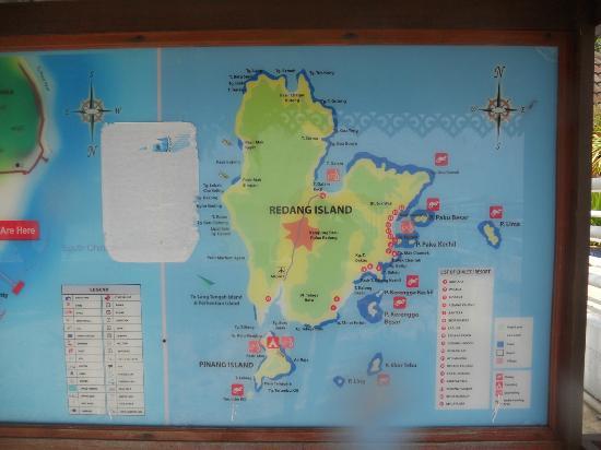 how to go redang island