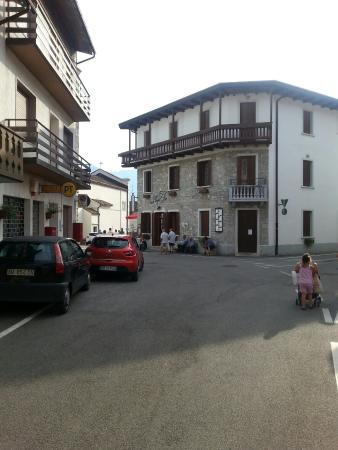 Friuli-Venezia Giulia, Olaszország: Locanda al vecje for