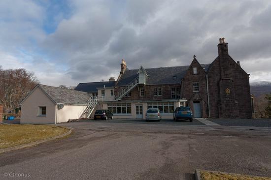 Talladale, UK: The Loch Maree Hotel