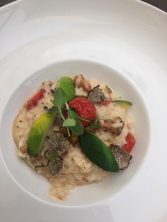 Seehotel Sternen Horw: Kulinarisches auf höchstem Niveau, serviert auf der fantastischen Seeterrasse