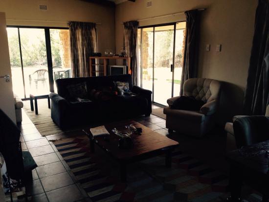 Shiriba Lodge : Lounge