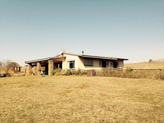 Shiriba Lodge : Cottage from the outside