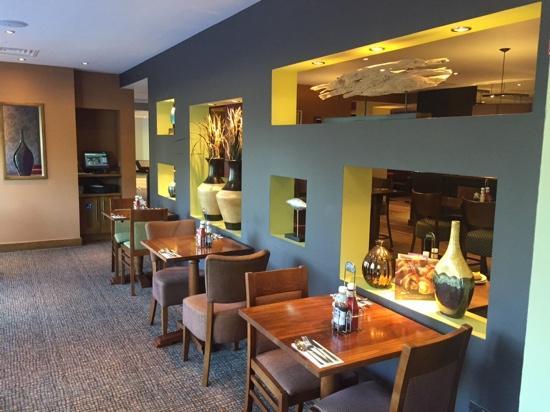 Premier Inn Aberdeen Airport Dyce Hotel Restaurant